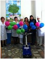 Отчет Общественного Фонда «Вместе против рака» за 2012 год