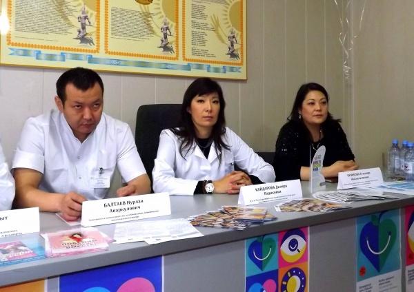 Лечение раковых заболеваний в Казахстане осуществляется бесплатно