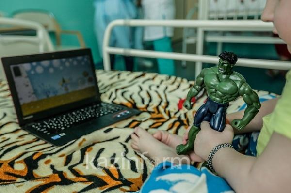 Рак крови: Как борются с ним дети в Астане