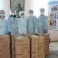 Завершили проект по приобретению и передаче кислородных концентраторов медучреждениям, в которых проходят лечение пациенты с онкозаболеваниями