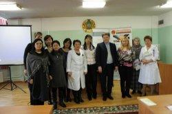 Пресс-релиз по Карасайскому району